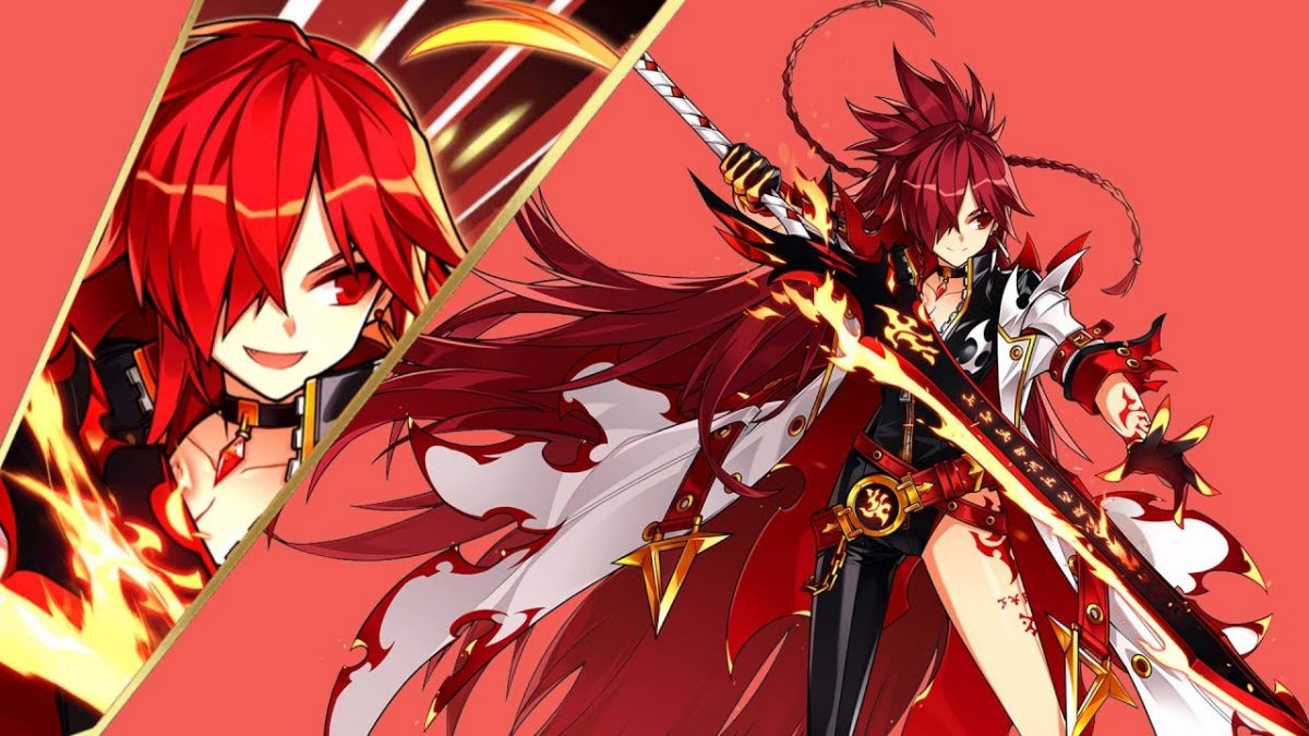 Jobclass Elesis Dalam Game GrandChase Online