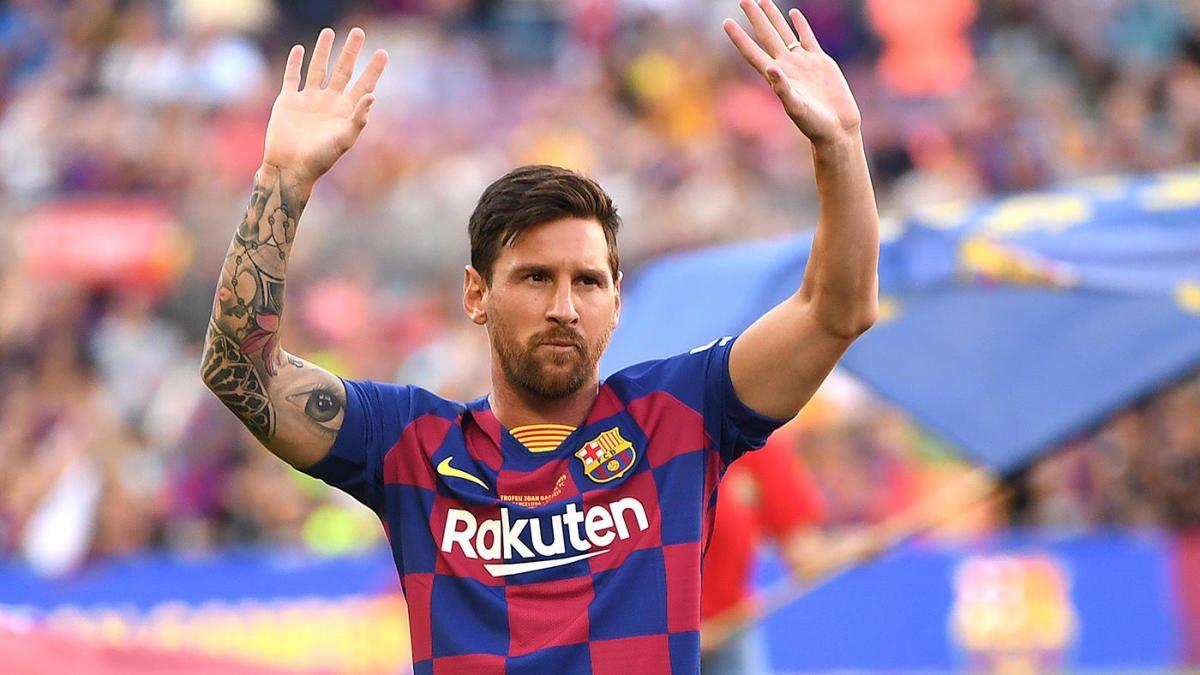 Messi Tidak Ingin Mendapatkan Kontrak Seumur Hidup Dengan Barcelona