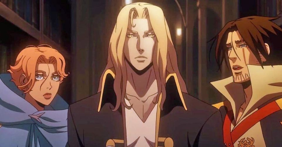 Castlevania Season 3 Sekarang Streaming Di NetFlix