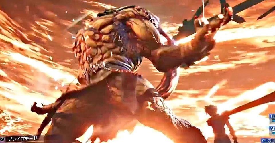 Cara Untuk Mendapatkan Summon Ifrit Di Final Fantasy 7 Remake