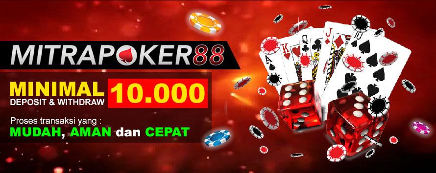 Situs Idn Poker Online Menguntungkan Saya Dapatkan Di Mitrapoker88