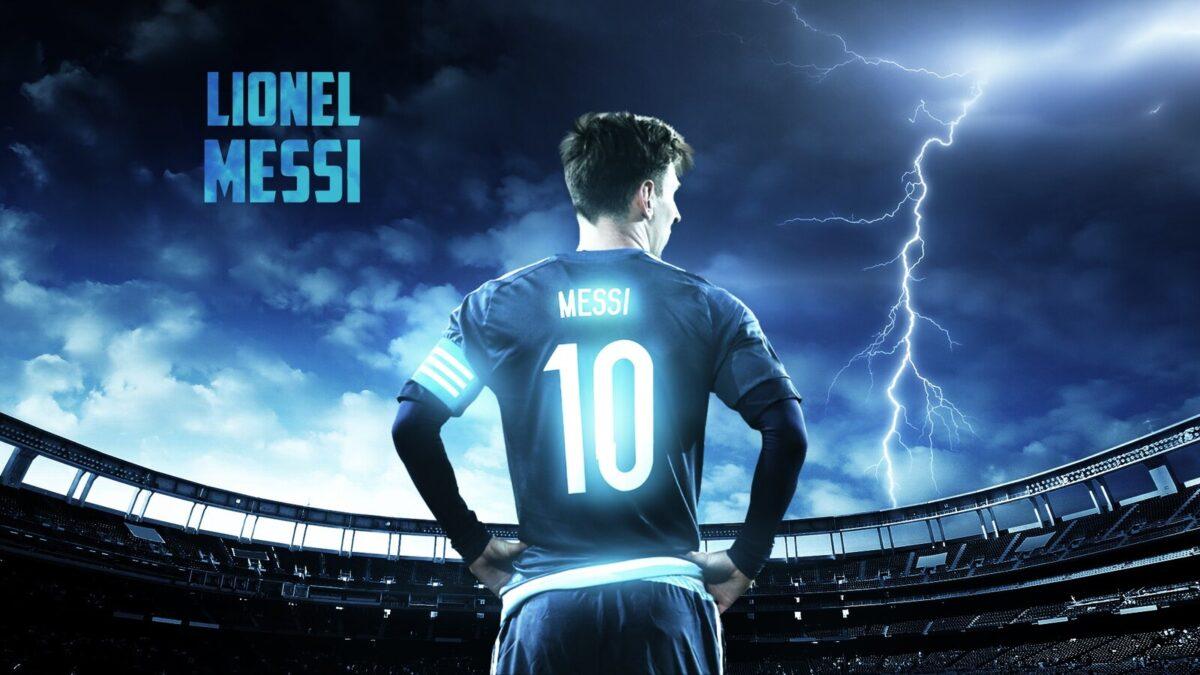 Lionel Messi Lebih Bagus Daripada CR7 Saat di FIFA 21