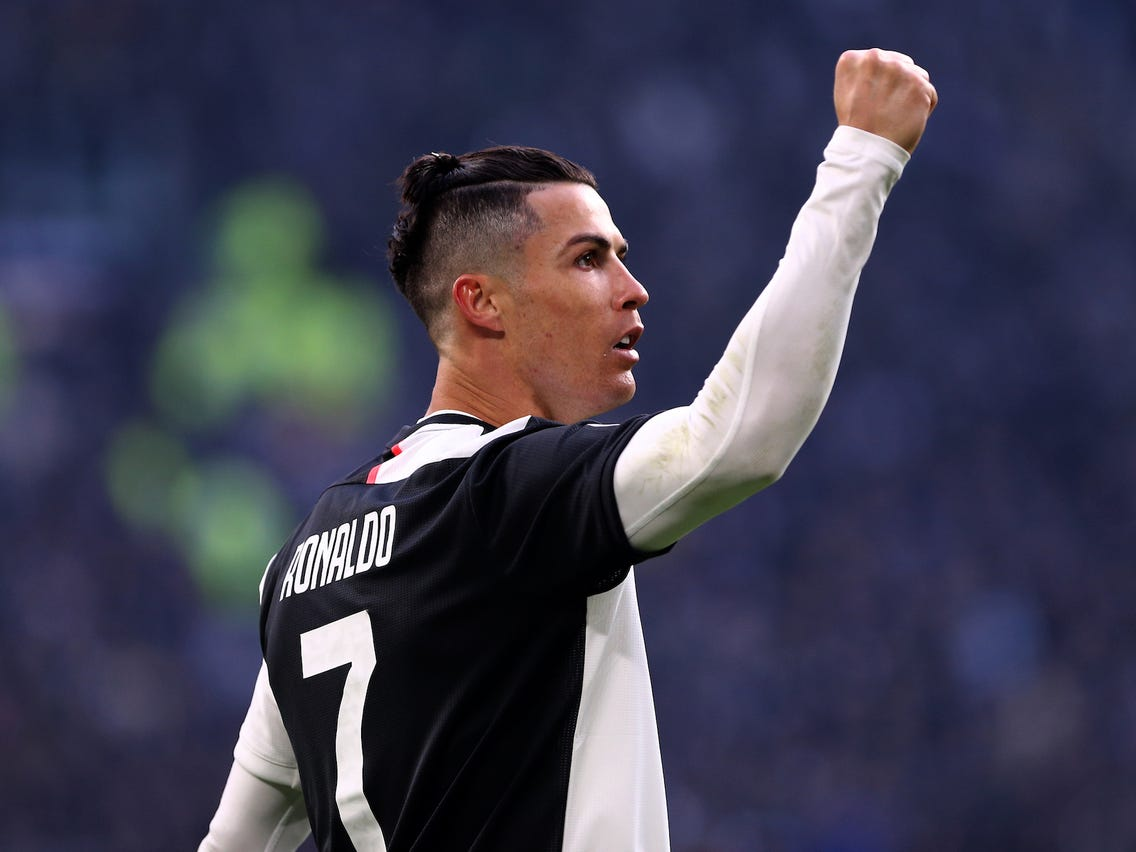Juventus Memulangkan CR7 ke Manchester United Demi Pemain Pogba