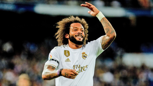 Marcelo Akan menggantikan Posisi Ramos di Klub Real Madrid